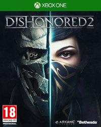 Dishonored 2 (Xbox One) - Cover