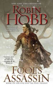 Fool's Assassin - Robin Hobb (Paperback) - Cover