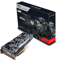 Sapphire Nitro AMD Radeon R9 390X 8GB GDDR5 Graphics Card (OC Edition) - Cover
