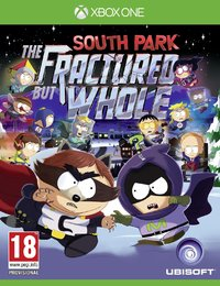 South Park: The Fractured but Whole (Xbox One) - Cover