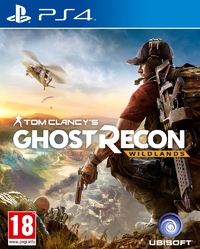 Tom Clancy's Ghost Recon: Wildlands (PS4) - Cover
