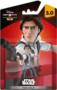 Disney Infinity 3.0 Character - IGP Han Solo - Cover