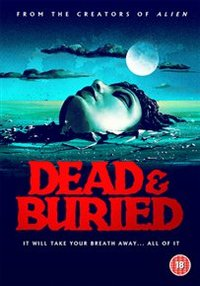 Dead and Buried (DVD) - Cover