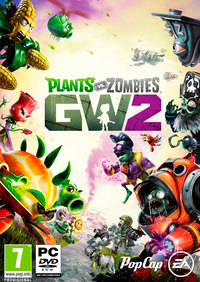 Plants vs. Zombies: Garden Warfare 2 (PC) - Cover