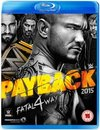 WWE: Payback 2015 (Blu-ray)