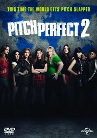 Pitch Perfect 2 (DVD) - Cover