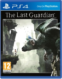 The Last Guardian (PS4) - Cover