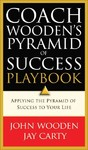 Coach Wooden's Pyramid of Success Playbook - John Wooden (Paperback)
