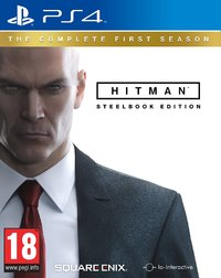HITMAN: The Complete First Season (PS4) - Cover