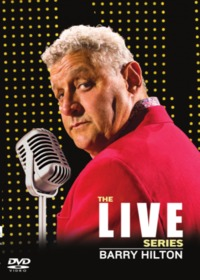 Barry Hilton - The Live Series (DVD) - Cover