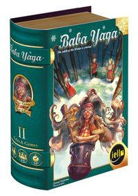 Tales & Games - Baba Yag (Board Game) - Cover