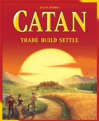 Catan (Board Game) - Cover