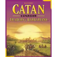 Catan - Traders & Barbarians Expansion (Board Game)