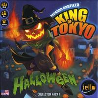 King of Tokyo: Halloween Expansion (Board Game)