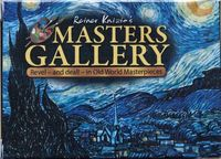 Masters Gallery (Card Game) - Cover