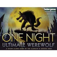 One Night Ultimate Werewolf (Party Game)