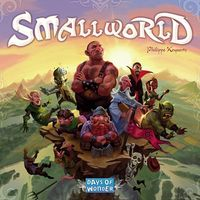 Small World (Board Game) - Cover