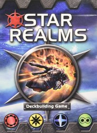 Star Realms Deck Building Game (Card Game) - Cover