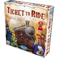 Ticket to Ride (Board Game)