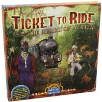 Ticket to Ride - Map Collection 3: the Heart of Africa