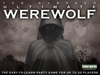 Ultimate Werewolf: Revised Edition (Party Game) - Cover