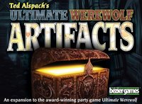 Ultimate Werewolf - Artifacts Expansion (Party Game) - Cover