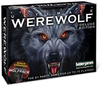 Ultimate Werewolf: Deluxe Edition (Party Game) - Cover
