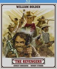 Revengers (Region A Blu-ray) - Cover