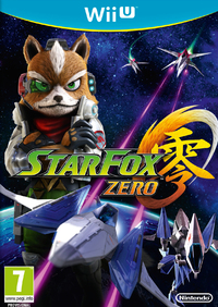 Star Fox: Zero (Wii U) - Cover