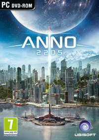 Anno 2205 (PC) - Cover