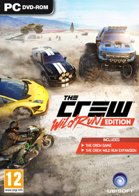 The Crew Wild Run Edition (PC Download) - Cover