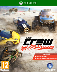 The Crew Wild Run Edition (Xbox One) - Cover