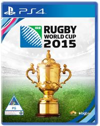 Rugby World Cup 2015 (PS4) - Cover