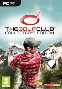 The Golf Club (PC) - Cover