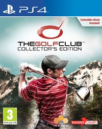 The Golf Club (PS4) - Cover
