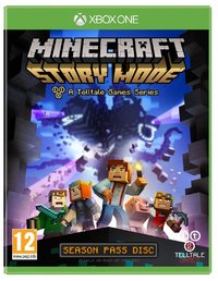 Minecraft: Story Mode (Xbox One) - Cover