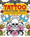 Tattoo Colouring Book - Arcturus Publishing (Paperback)