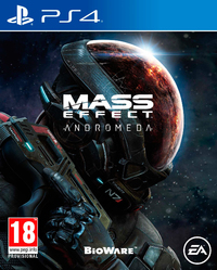 Mass Effect: Andromeda (PS4) - Cover