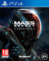 Mass Effect: Andromeda (PS4) Cover