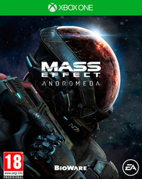 Mass Effect: Andromeda (Xbox One) - Cover