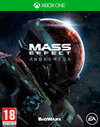 Mass Effect: Andromeda (Xbox One) Cover