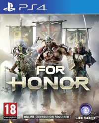 For Honor (PS4) - Cover