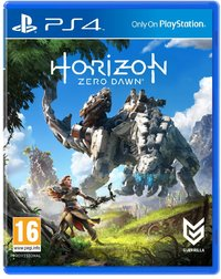 Horizon Zero Dawn (PS4) - Cover