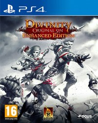 Divinity: Original Sin - Enhanced Edition (PS4) - Cover