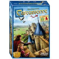 Carcassonne: New Edition (Board Game)