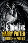 Harry Potter and the Order of the Phoenix - J. K. Rowling (Hardcover) Cover