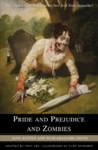 Pride and Prejudice and Zombies - Jane Austen (Paperback)