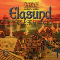 Catan Adventures - Elasund: The First City (Board Game)