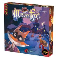 Master Fox (Board Game) - Cover