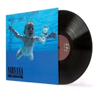 Nirvana - Nevermind (Vinyl) - Cover